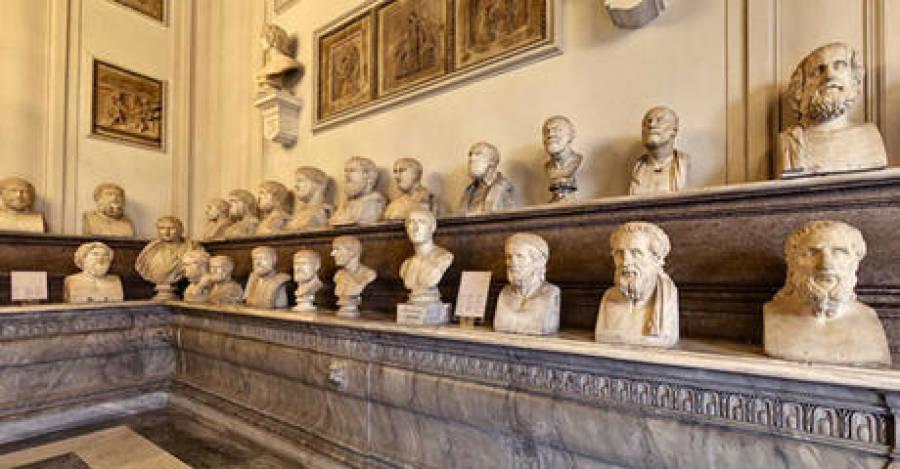 Capitolin Müzesi İmparatorlar Salonu