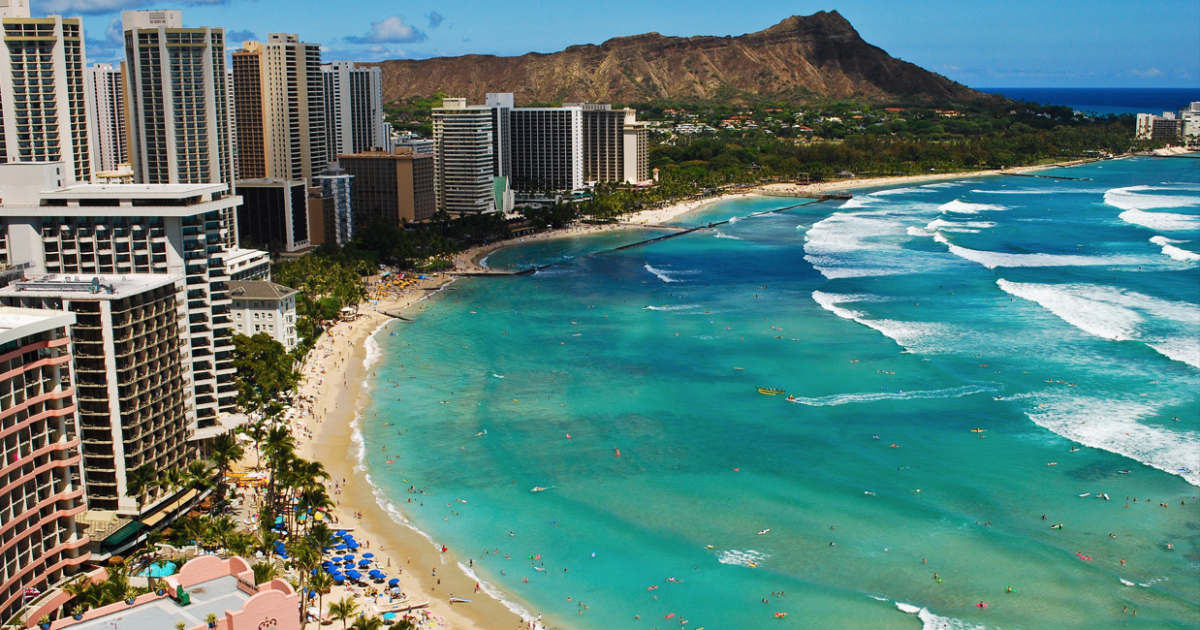 Waikiki Plajı